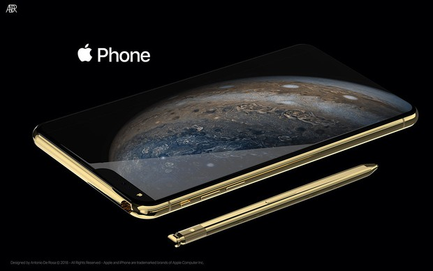 iPhone XS còn chưa kịp nguội, iPhone 2019 lập tức debut bằng concept bao xịn miễn chê - Ảnh 7.