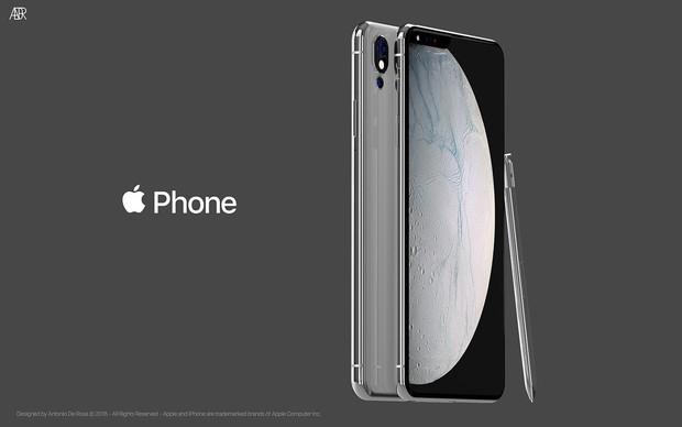 iPhone XS còn chưa kịp nguội, iPhone 2019 lập tức debut bằng concept bao xịn miễn chê - Ảnh 10.