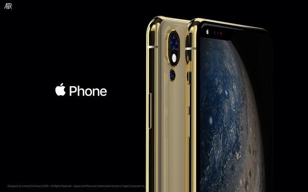 iPhone XS còn chưa kịp nguội, iPhone 2019 lập tức debut bằng concept bao xịn miễn chê - Ảnh 12.