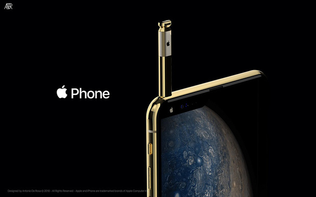iPhone XS còn chưa kịp nguội, iPhone 2019 lập tức debut bằng concept bao xịn miễn chê - Ảnh 13.