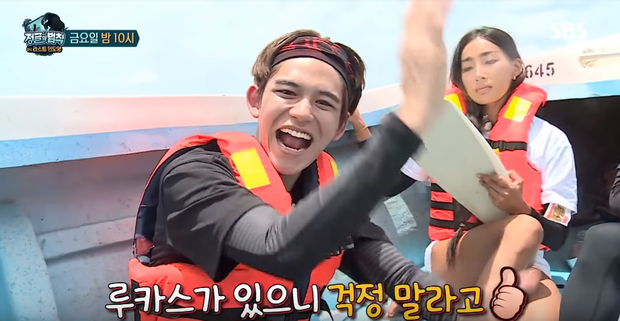 Tự nhận đẹp trai nhất SM, Lucas (NCT) sẽ thế nào khi để lộ mặt mộc 100%? - Ảnh 6.