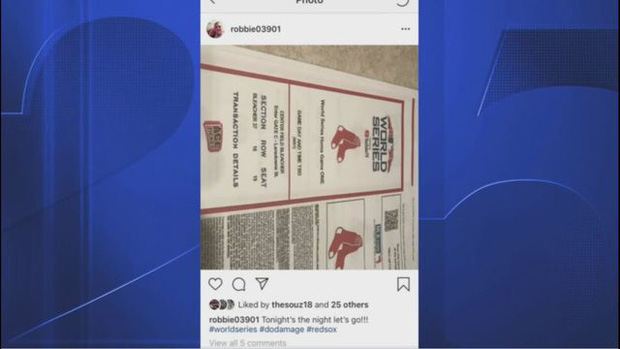 Bài học để đời: Post ảnh vé khoe lên Instagram, mất ngay 15 triệu vì bị làm giả chính chủ - Ảnh 1.