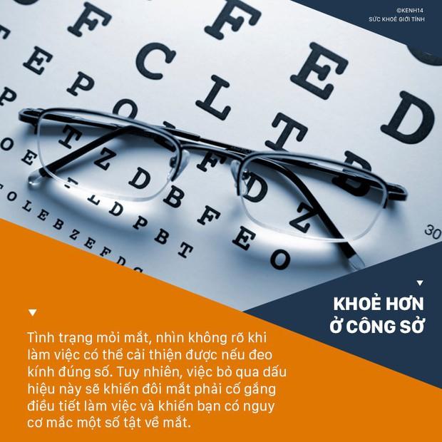 Duy trì 5 thói quen tuy nhỏ mà có võ này giúp dân văn phòng bảo vệ đôi mắt của mình tối ưu - Ảnh 5.