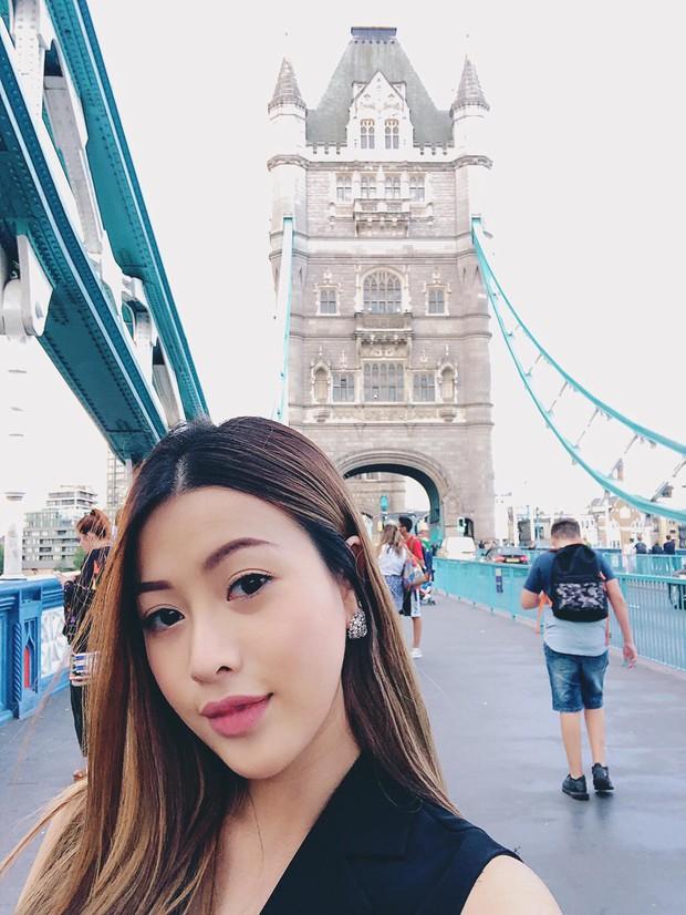 Chân dung bạn gái xinh đẹp, body chuẩn của con trai danh hài Hoài Linh tại Mỹ - Ảnh 6.