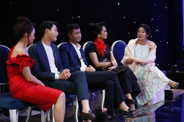 Học viện mẹ chồng: Gia đình Lâm Khánh Chi, Tú Vi - Văn Anh không chiến thắng nhưng để lại câu chuyện cảm động - Ảnh 5.