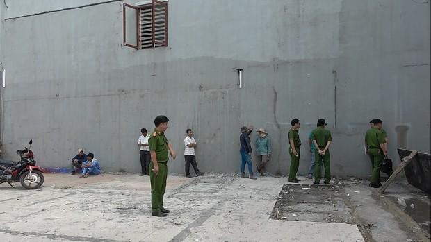 Rơi từ tầng 7 công trình đang thi công, nam thanh niên ở Đà Nẵng chết thảm - Ảnh 3.