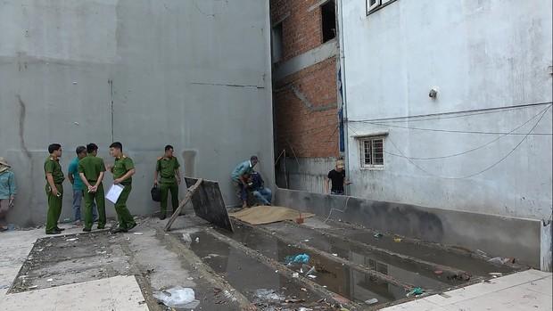 Rơi từ tầng 7 công trình đang thi công, nam thanh niên ở Đà Nẵng chết thảm - Ảnh 1.