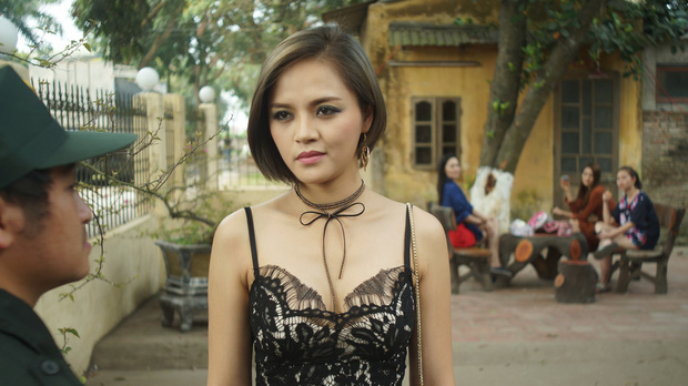 Muôn kiểu tú bà phim Việt: My Sói của Quỳnh Búp Bê là chị đại ghê gớm nhất! - Ảnh 1.