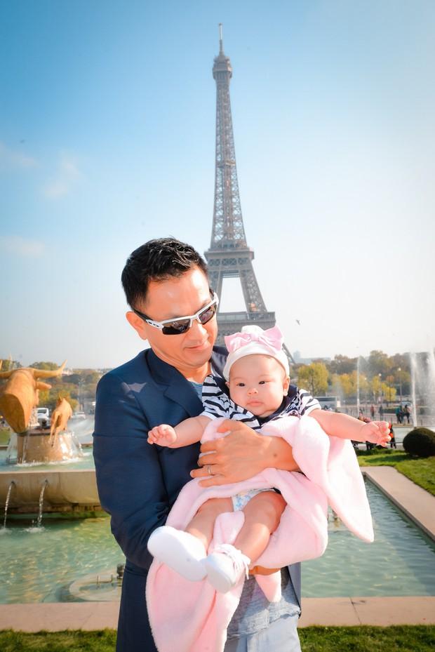 Thanh Thảo và ông xã đưa con gái chỉ mới 3 tháng tuổi đi du lịch châu Âu - Ảnh 5.