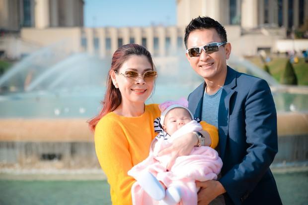 Thanh Thảo và ông xã đưa con gái chỉ mới 3 tháng tuổi đi du lịch châu Âu - Ảnh 6.