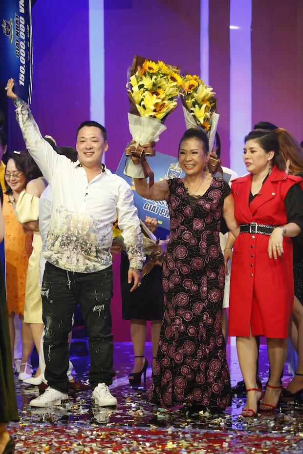Học viện mẹ chồng: Gia đình Lâm Khánh Chi, Tú Vi - Văn Anh không chiến thắng nhưng để lại câu chuyện cảm động - Ảnh 1.