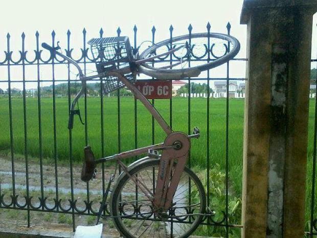 Trò đùa mới của học sinh bị lên án dữ dội: Giấu xe đạp của bạn học ở những nơi tìm cả ngày cũng không ra - Ảnh 5.