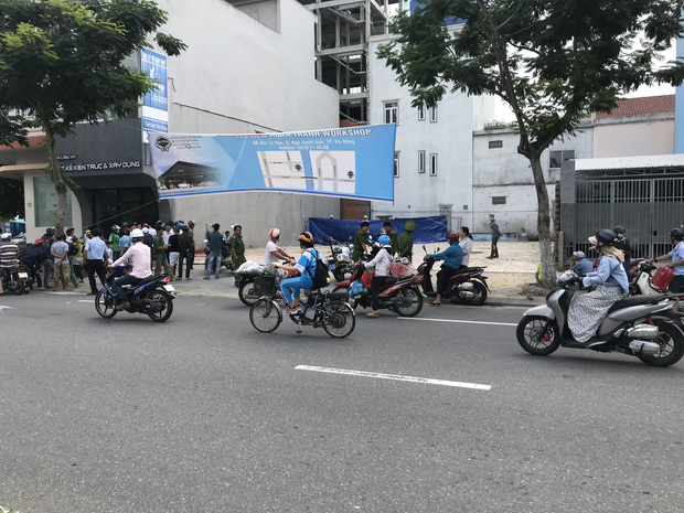 Rơi từ tầng 7 công trình đang thi công, nam thanh niên ở Đà Nẵng chết thảm - Ảnh 4.