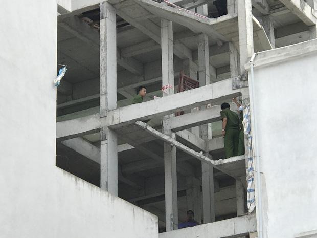 Rơi từ tầng 7 công trình đang thi công, nam thanh niên ở Đà Nẵng chết thảm - Ảnh 2.