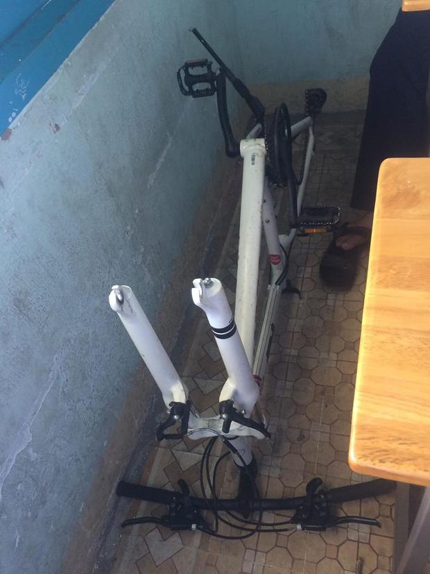 Trò đùa mới của học sinh bị lên án dữ dội: Giấu xe đạp của bạn học ở những nơi tìm cả ngày cũng không ra - Ảnh 6.
