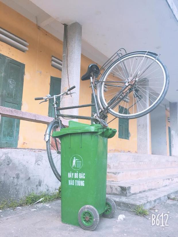 Trò đùa mới của học sinh bị lên án dữ dội: Giấu xe đạp của bạn học ở những nơi tìm cả ngày cũng không ra - Ảnh 3.