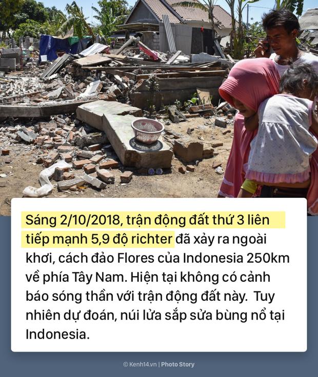 Indonesia: Toàn cảnh thảm họa kép động đất sóng thần tàn phá Indonesia - Ảnh 1.