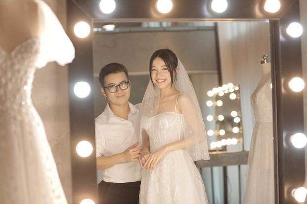 Nhã Phương mặc gì cũng đẹp nhưng hoàn hảo nhất khi mặc chiếc váy này - Ảnh 9.