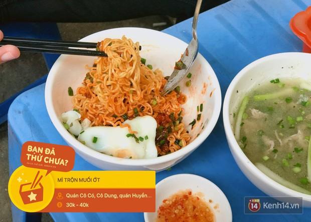 Không chỉ là một loại đồ chấm, muối ớt còn khiến người ta hít hà với hàng loạt món ăn đặc sắc ở Sài Gòn - Ảnh 4.
