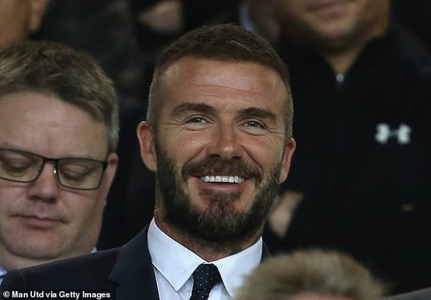 Sau sự kiện của VinFast, Beckham ngồi trầm ngâm xem đội bóng cũ MU buôn thuốc ngủ - Ảnh 5.