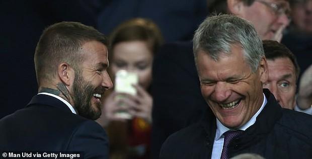 Sau sự kiện của VinFast, Beckham ngồi trầm ngâm xem đội bóng cũ MU buôn thuốc ngủ - Ảnh 6.