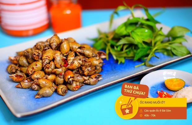 Không chỉ là một loại đồ chấm, muối ớt còn khiến người ta hít hà với hàng loạt món ăn đặc sắc ở Sài Gòn - Ảnh 6.