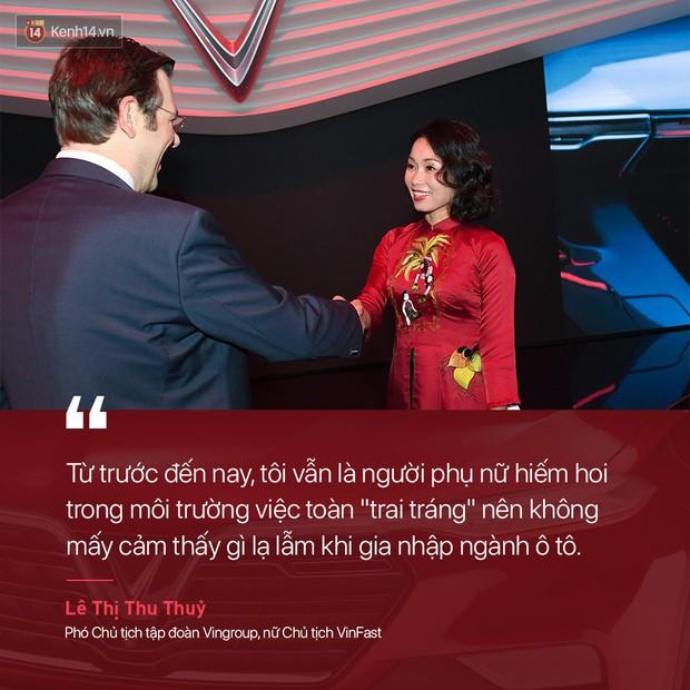 Nữ chủ tịch VinFast: Thử thách và khó khăn trong công việc thực sự cuốn hút tôi! - Ảnh 6.