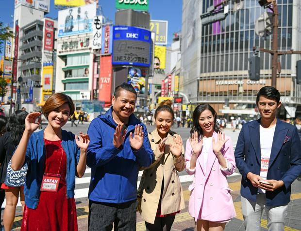 Đông Nhi hào hứng học làm sushi, cùng nghệ sĩ các nước ASEAN khám phá Nhật Bản - Ảnh 3.