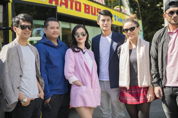 Đông Nhi hào hứng học làm sushi, cùng nghệ sĩ các nước ASEAN khám phá Nhật Bản - Ảnh 5.