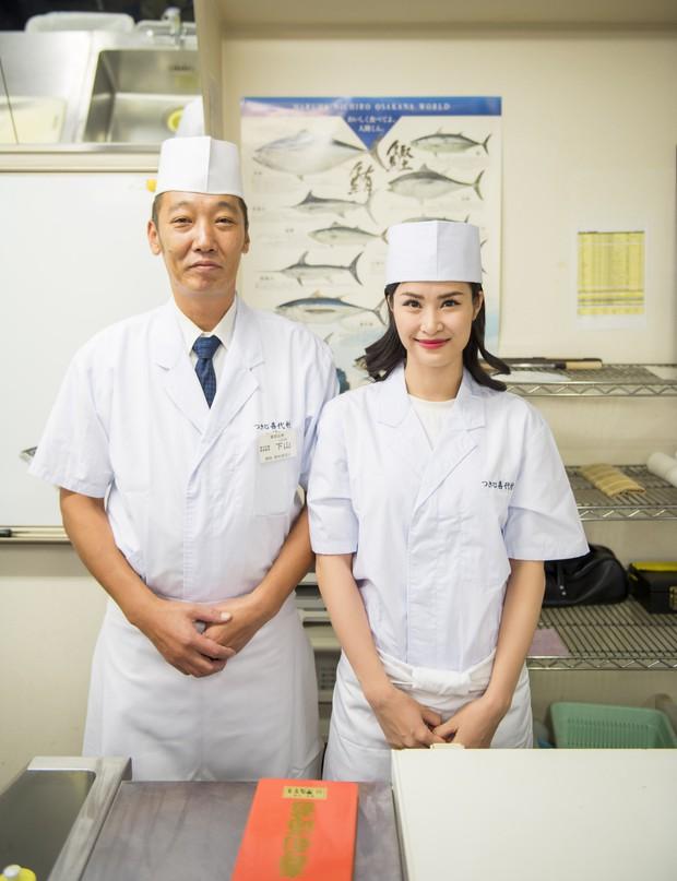 Đông Nhi hào hứng học làm sushi, cùng nghệ sĩ các nước ASEAN khám phá Nhật Bản - Ảnh 7.