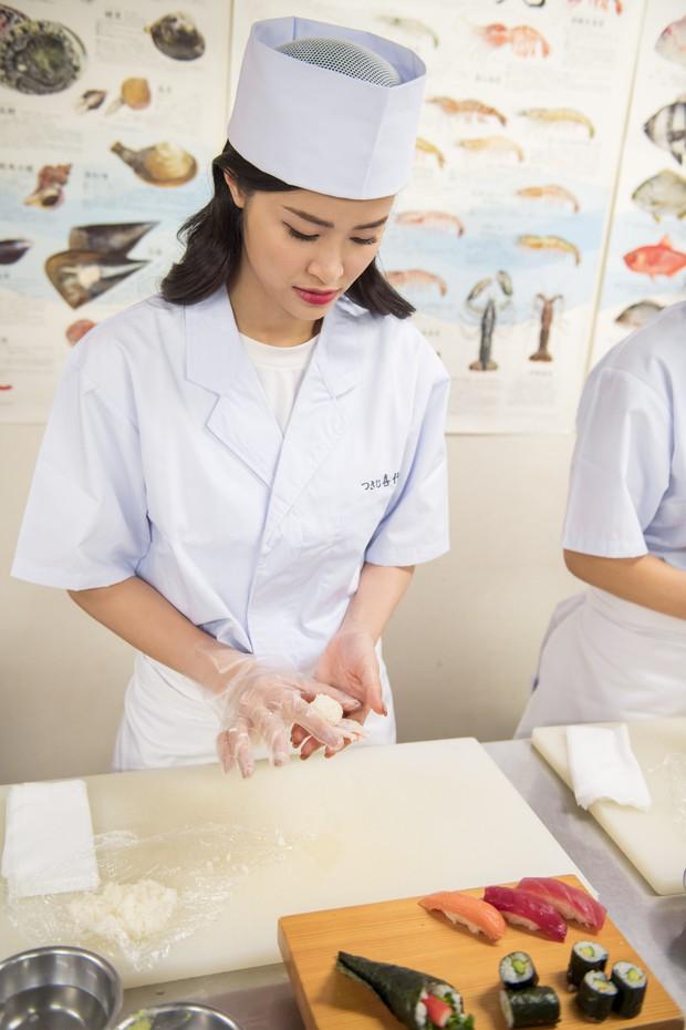 Đông Nhi hào hứng học làm sushi, cùng nghệ sĩ các nước ASEAN khám phá Nhật Bản - Ảnh 13.