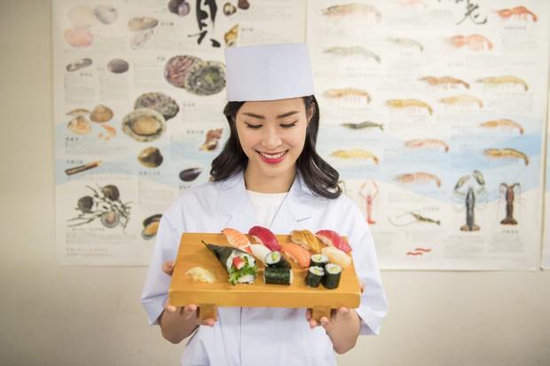 Đông Nhi hào hứng học làm sushi, cùng nghệ sĩ các nước ASEAN khám phá Nhật Bản - Ảnh 14.