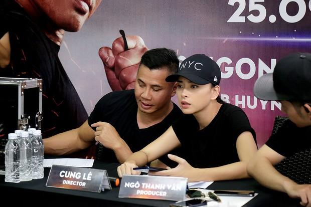 Ngô Thanh Vân xác nhận bắt tay Cung Lê làm dự án phim võ thuật mà Trương Ngọc Ánh đã rút lui - Ảnh 1.