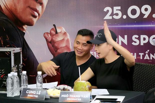 Ngô Thanh Vân xác nhận bắt tay Cung Lê làm dự án phim võ thuật mà Trương Ngọc Ánh đã rút lui - Ảnh 3.