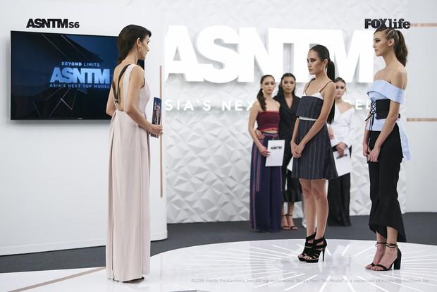 Next Top châu Á: Rima Thanh Vy ra về ngay thử thách đánh trúng nhược điểm ngoại hình - Ảnh 1.