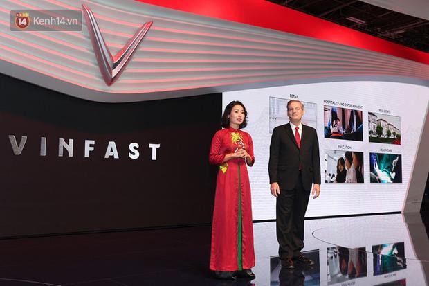 Nữ chủ tịch VinFast: Thử thách và khó khăn trong công việc thực sự cuốn hút tôi! - Ảnh 3.