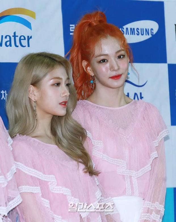 Thảm đỏ Asia Song Festival: Vũ Cát Tường lộ diện, nữ thần Nancy, Seventeen và dàn idol mặt trắng bệch thảm họa - Ảnh 20.