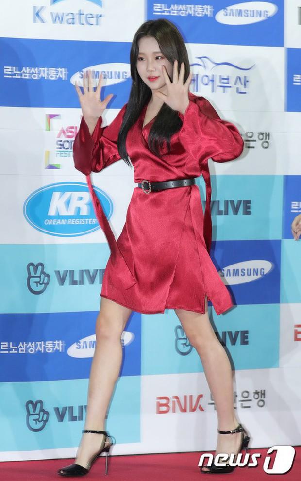 Thảm đỏ Asia Song Festival: Vũ Cát Tường lộ diện, nữ thần Nancy, Seventeen và dàn idol mặt trắng bệch thảm họa - Ảnh 8.