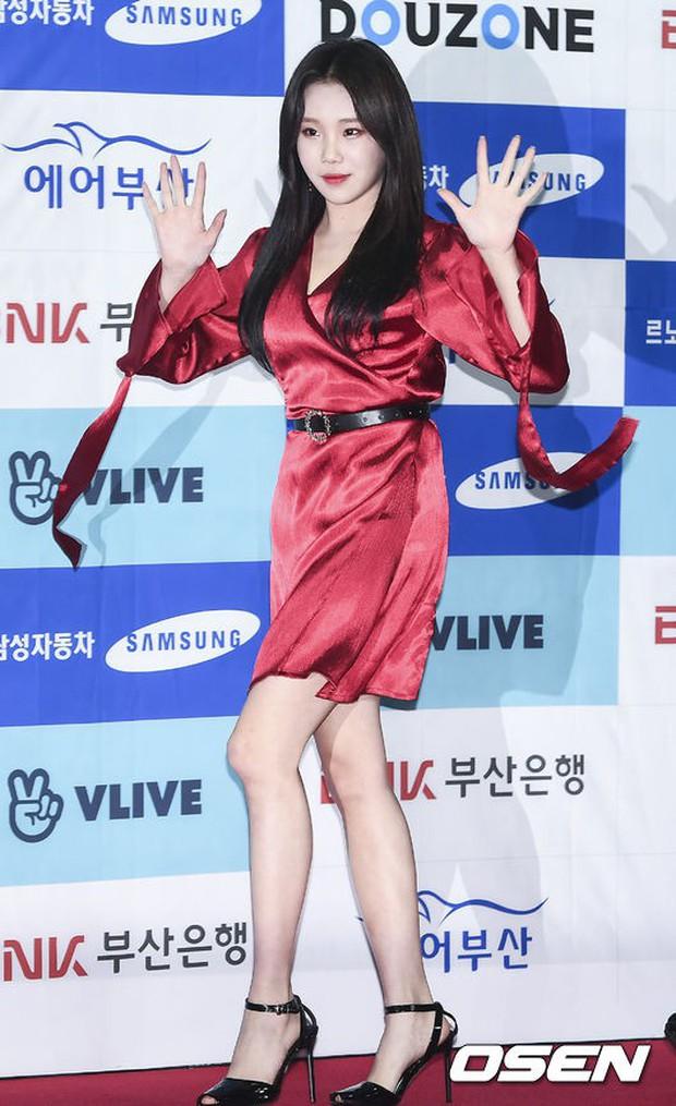 Thảm đỏ Asia Song Festival: Vũ Cát Tường lộ diện, nữ thần Nancy, Seventeen và dàn idol mặt trắng bệch thảm họa - Ảnh 9.