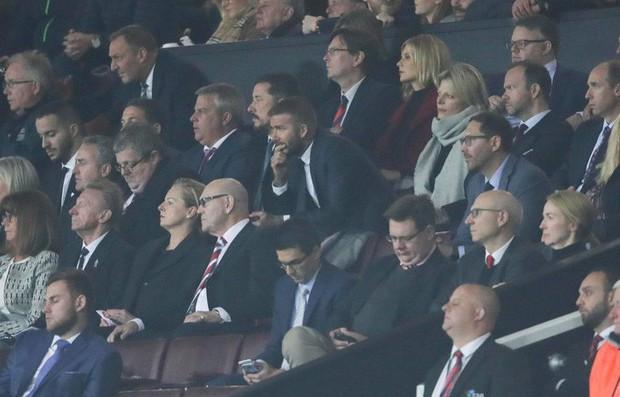 Sau sự kiện của VinFast, Beckham ngồi trầm ngâm xem đội bóng cũ MU buôn thuốc ngủ - Ảnh 7.