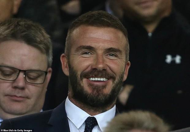 David Beckham và nỗi buồn mang tên MU - Ảnh 1.