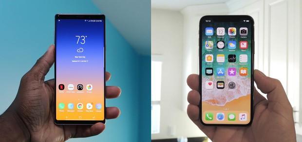 Tạp chí uy tín nhất nước Mỹ: Galaxy Note 9 đánh bại iPhone XS/XS Max, trở thành smartphone tốt nhất thế giới. - Ảnh 1.