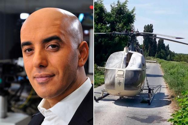 Tên tội phạm với màn vượt ngục bằng trực thăng gây chấn động thế giới nay đã bị bắt - Ảnh 3.