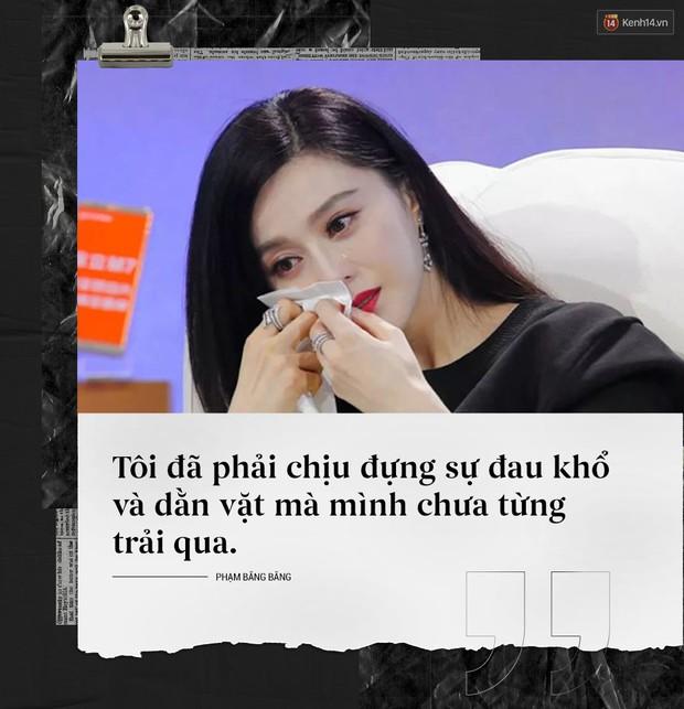 Phạm Băng Băng viết tâm thư xin lỗi: Tôi đã phải chịu đựng sự đau khổ và dằn vặt mà mình chưa từng trải qua - Ảnh 2.