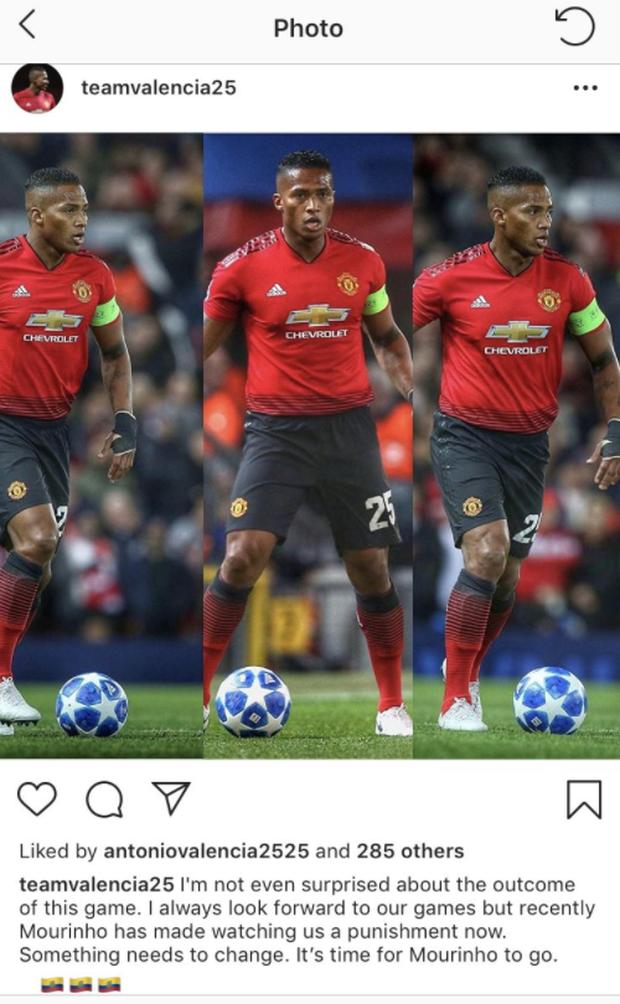 Thả tim bài đăng đòi sa thải Mourinho, đội trưởng MU cuống cuồng xin lỗi - Ảnh 1.