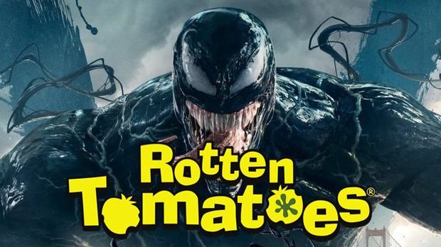 Venom ăn phải một rổ cà chua thối trên Rotten Tomatoes, giới phê bình ngán ngẩm - Ảnh 2.