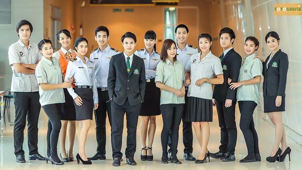 Trường ĐH của bạn trai Hương Giang: Toàn trai xinh gái đẹp, là trường đầu tiên và lớn nhất đào tạo theo phương pháp học tại doanh nghiệp - Ảnh 7.