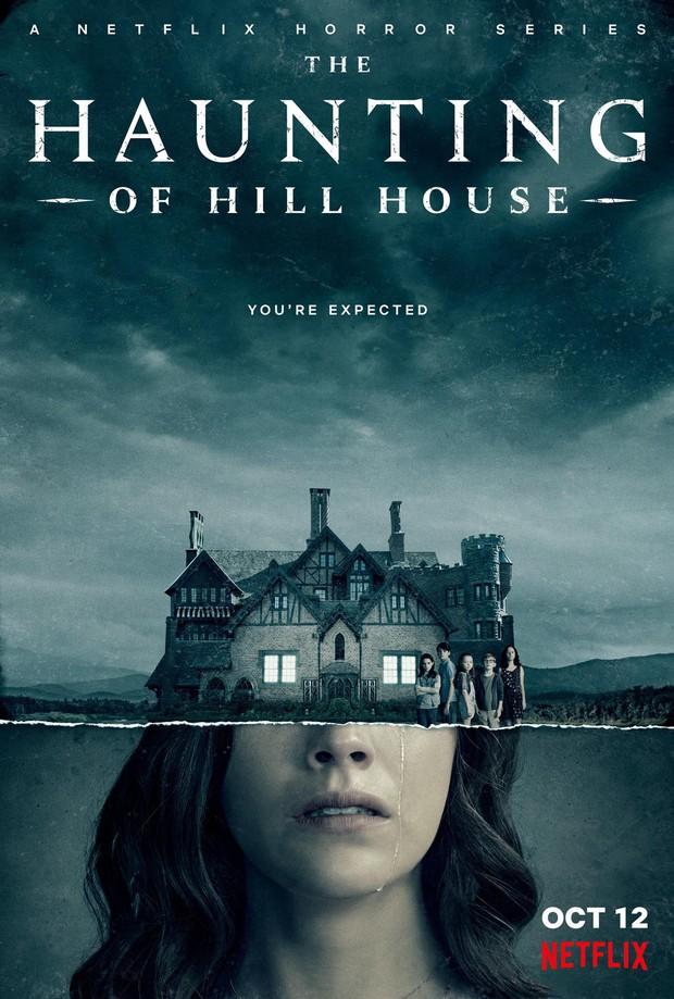 Phim The Haunting Of Hill House đang hot, Nguyễn Trần Trung Quân nhanh như một cơn gió đã tung poster cho MV có sự tương đồng không-hề-nhẹ - Ảnh 1.