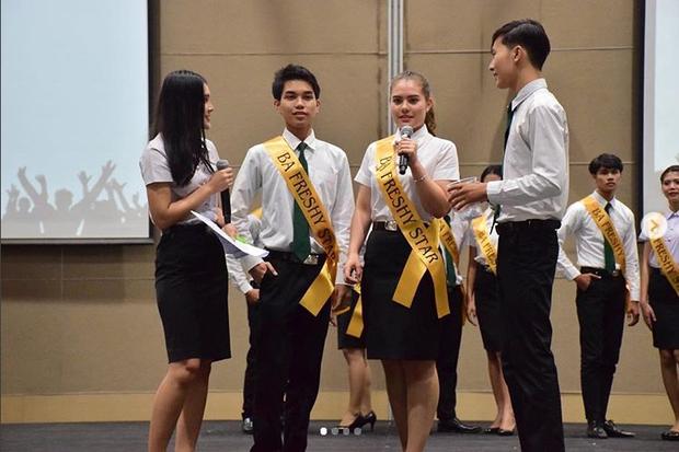 Trường ĐH của bạn trai Hương Giang: Toàn trai xinh gái đẹp, là trường đầu tiên và lớn nhất đào tạo theo phương pháp học tại doanh nghiệp - Ảnh 11.