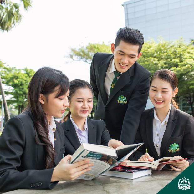 Trường ĐH của bạn trai Hương Giang: Toàn trai xinh gái đẹp, là trường đầu tiên và lớn nhất đào tạo theo phương pháp học tại doanh nghiệp - Ảnh 12.